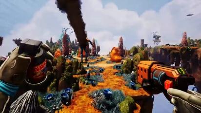 Journey to the Savage - traileri