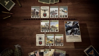 KARDS - The WWII Card Game Teaseri