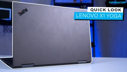 Lenovo X1 Yoga - Quick Look