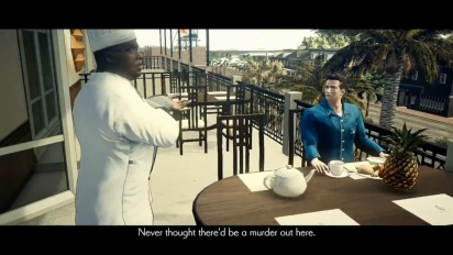 Deadly Premonition 2: A Blessing in Disguise - julkaisutraileri