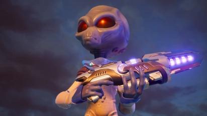 Destroy All Humans! - Nintendo Switch -julkistustraileri