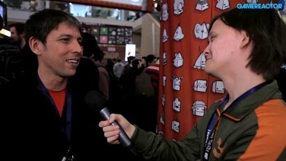 PAX: BattleBlock Theater -haastattelu