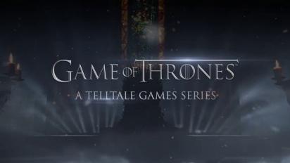 Game of Thrones - A Telltale Games Series - Announcement Trailer