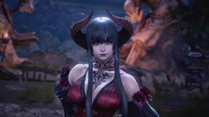Tekken 7 - Eliza DLC-hahmon paljastustraileri