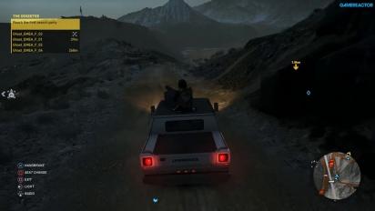Ghost Recon: Wildlands -yhteistyön pelikuvaa 1