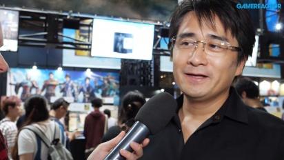 Dynasty Warriors 9 - Akihiro Suzuki haastattelussa