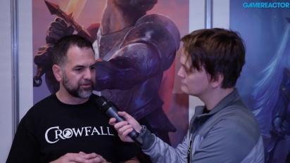 Crowfall - J Todd Coleman haastattelussa