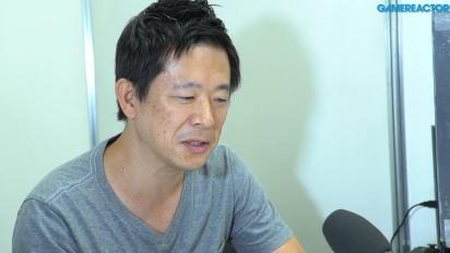 Sonic Forces - Shun Nakamura haastattelussa