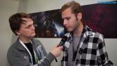 Batman: The Enemy Within - Anthony Ingruber haastattelussa