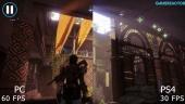 Destiny 2 - PC vs. PS4 -grafiikkavertailu