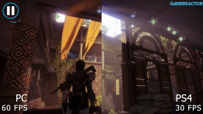 Destiny 2 - PC vs. PS4 -grafiikkavertailu