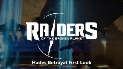 Raiders of the Broken Planet - Hades Betrayal -ensivilkaisu