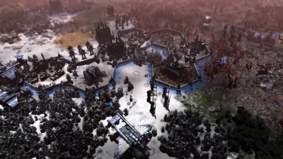 Warhammer 40 000 - Gladius - Relics of War -julkistustraileri
