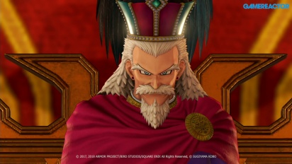 Dragon Quest XI: Echoes of an Elusive Age - esi-E3-pelikuvaa