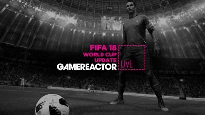 GR Liven uusinta: FIFA 18 World Cup