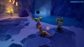 Spyro: Reignited Trilogy - Sheila's Alp -pelikuvaa