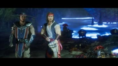 Mortal Kombat 11 - pelikuvatraileri