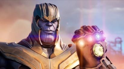Fortnite - Fortnite X Avengers Endgame -traileri