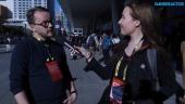 Erik Odeldahl - Fast Travel Games haastattelussa