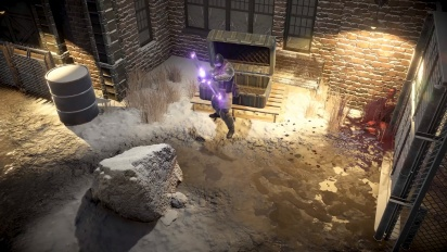 Wasteland 3 - Patriarch of Colorado Gamescom-traileri