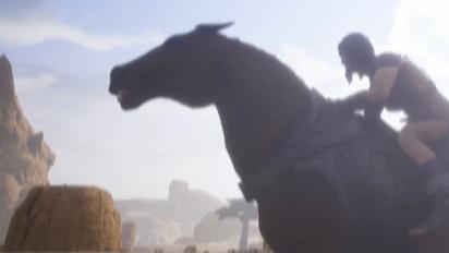 Conan Exiles - Mounts Announcement -pätkä