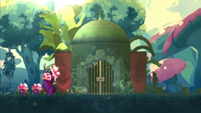 Dead Cells - The Bad Seed DLC -pätkä