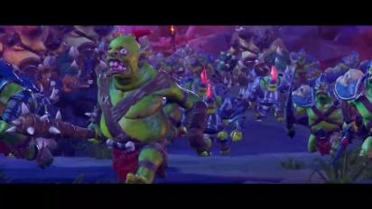 Orcs Must Die 3 - julkaisutraileri