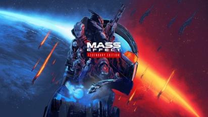 Mass Effect Legendary Edition - virallinen pätkä