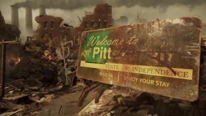 Fallout 76 - Expeditions & Pitt Teaser