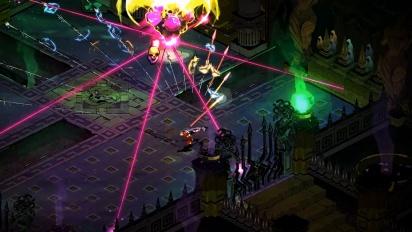 Hades - Xbox & Playstation Traileri
