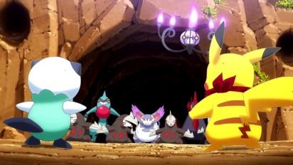 Pokémon Mystery Dungeon: Gates to Infinity - Trailer