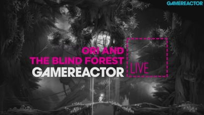 Ori and the Blind Forest - GR Live -uusinta 9.4.