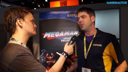 Mega Man Legacy Collection - Brett Elstonin haastattelu
