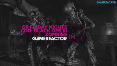 GR Live -uusinta: GR Friday Nights (CoD: BO3) - 22.01.2016