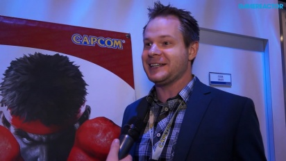 Street Fighter V - Matt Dahlgrenin haastattelu