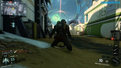 Call of Duty: Black Ops 3 - Salvation: Dominationia Rupture-kentässä