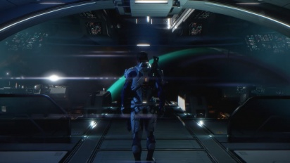 Mass Effect: Andromeda - Cinematic Reveal Trailer