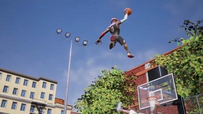 NBA Playgrounds - ensimmäinen traileri