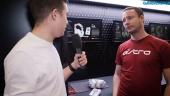 Astro Dreamhack Winter 2017 - Valentin Rasquin haastattelussa