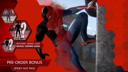 Spider-Man - ennakkovaraajan traileri