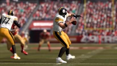 Madden NFL 19 - Antonio Brown - kansiurheilija