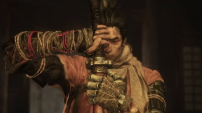 Sekiro: Shadows Die Twice - TGS-traileri