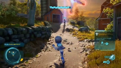 Destroy All Humans! -  Stadia-traileri