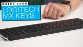 Nopea katsaus - Logitech MX Keys