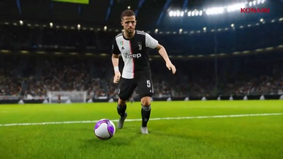 eFootball PES 2020 - Data Pack 3.0 -traileri