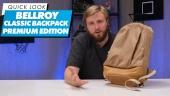 Nopea katsaus - Bellroy Classic Backpack Premium Edition