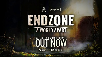 Endzone: A World Apart - Collect And Explore Update Traileri