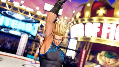 The King of Fighters XV - Benimaru Nikaido Character Traileri