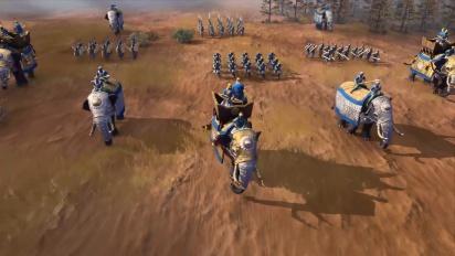Age of Empires IV - Delhi Sultanate -paljastustraileri