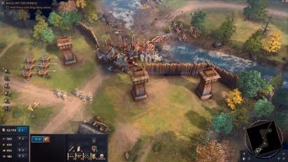 Age of Empires IV - Norman Campaign -paljastustraileri